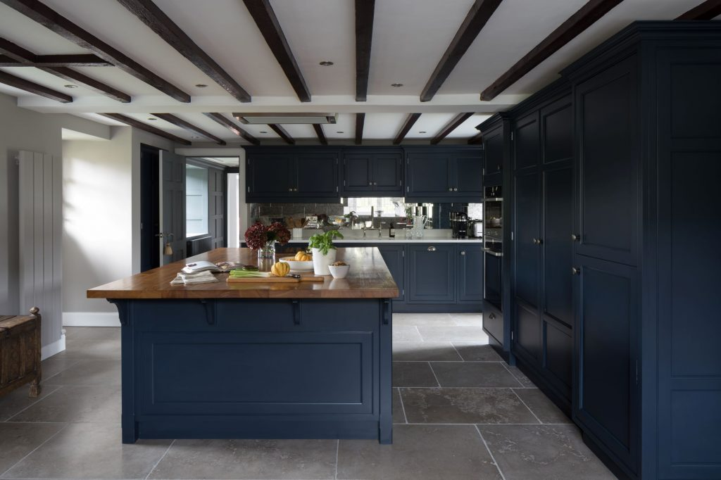 a beautiful bespoke kitchen